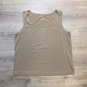 Chico's Tank Top Or Shell